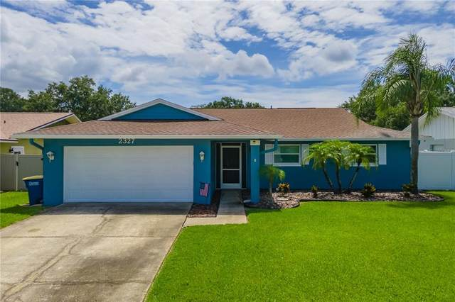 2327 Moore Haven Drive W, Clearwater, FL 33763 (MLS #T3330086) :: Realty Executives
