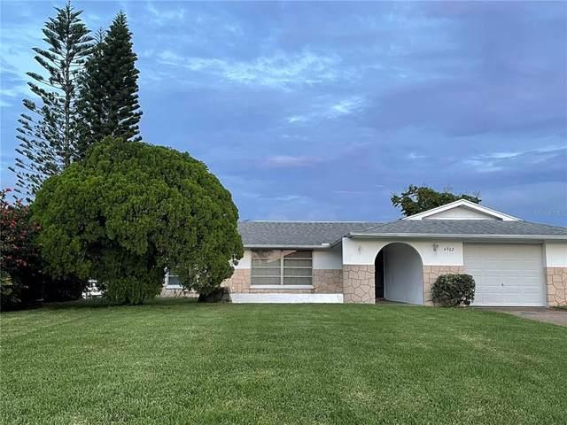4902 Pompano Drive, New Port Richey, FL 34652 (MLS #T3330334) :: RE/MAX Elite Realty