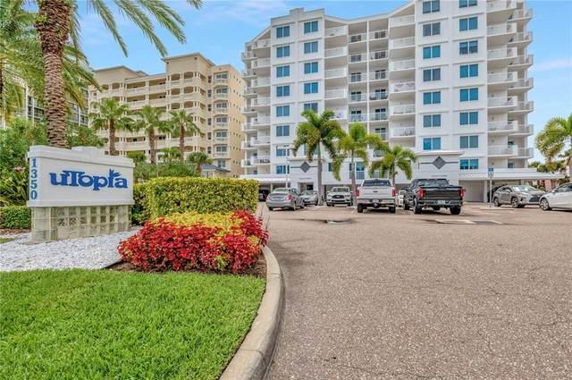 1350 Gulf Boulevard #302, Clearwater, FL 33767 (MLS #T3330362) :: Bridge Realty Group