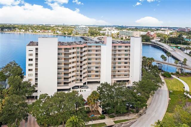 2 Adalia Avenue #506, Tampa, FL 33606 (MLS #T3330419) :: Zarghami Group