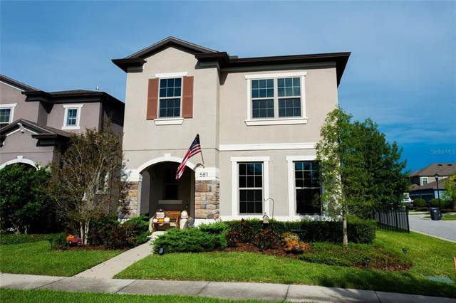 5811 Caldera Ridge Drive, Lithia, FL 33547 (MLS #T3330482) :: Alpha Equity Team