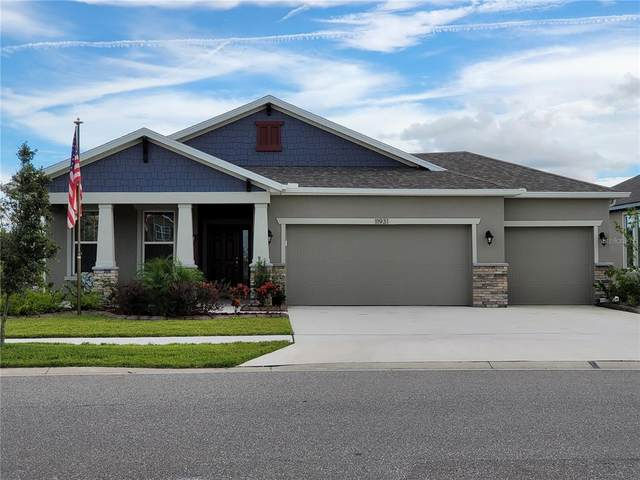 11931 Tetrafin Drive, Riverview, FL 33579 (MLS #T3330545) :: The Nathan Bangs Group