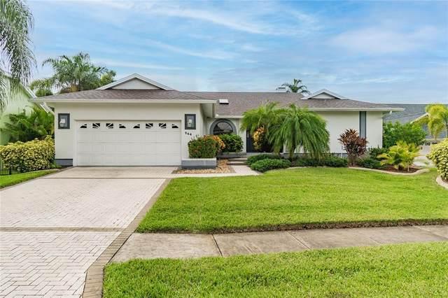 944 Symphony Isles Boulevard, Apollo Beach, FL 33572 (MLS #T3330551) :: Cartwright Realty