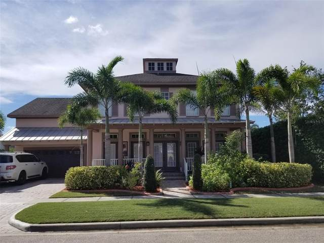 443 Islebay Drive, Apollo Beach, FL 33572 (MLS #T3330552) :: Everlane Realty