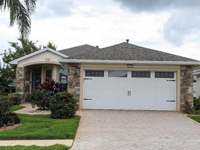 5743 Blue Savannah Drive, Leesburg, FL 34748 (MLS #T3330558) :: CENTURY 21 OneBlue