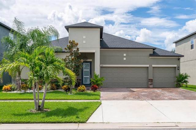 11421 Sunburst Marble Road, Riverview, FL 33579 (MLS #T3330576) :: EXIT King Realty