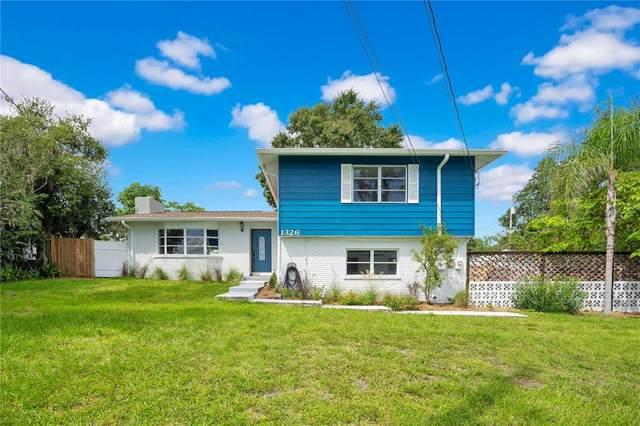 1326 Lake Bonny Drive W, Lakeland, FL 33801 (MLS #T3330592) :: Bustamante Real Estate