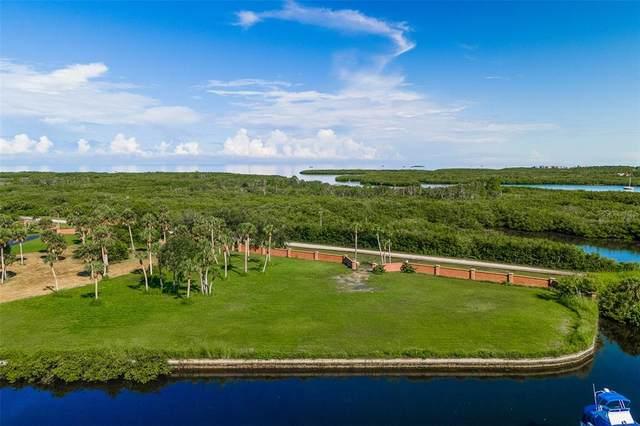 Lot 47 Green Key Road, New Port Richey, FL 34652 (MLS #T3330611) :: The Paxton Group