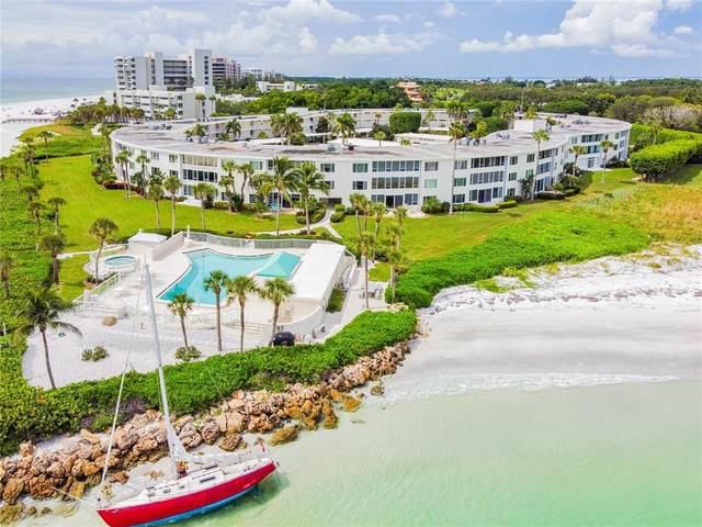 100 Sands Point Road #205, Longboat Key, FL 34228 (MLS #T3330615) :: Griffin Group