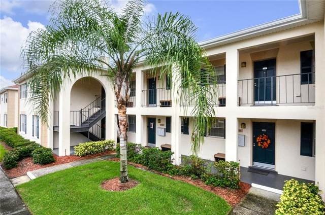 10388 Carrollwood Lane #285, Tampa, FL 33618 (MLS #T3330626) :: The Duncan Duo Team