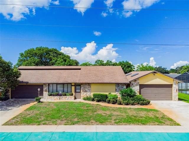 11341 Zimmerman Road, Port Richey, FL 34668 (MLS #T3330651) :: Stiver Firth International