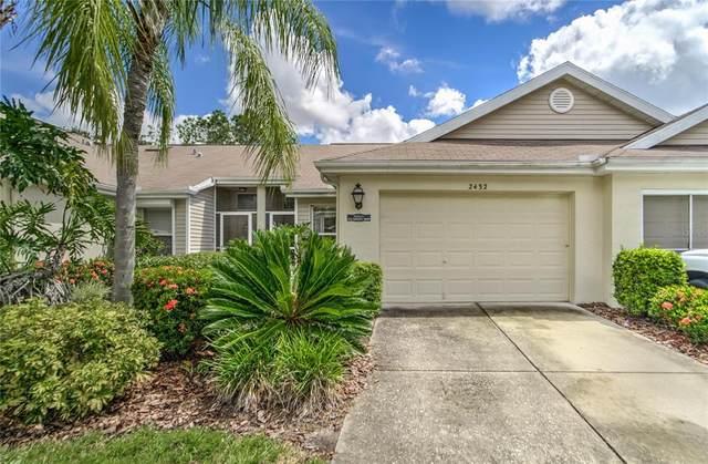 2432 Nantucket Harbor Loop #63, Sun City Center, FL 33573 (MLS #T3330657) :: Florida Real Estate Sellers at Keller Williams Realty