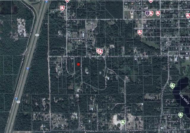 Ohio Avenue, Lake Helen, FL 32744 (MLS #T3330685) :: Everlane Realty