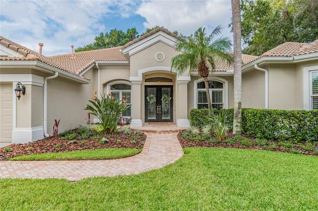 9814 Emerald Links Drive, Tampa, FL 33626 (MLS #T3330707) :: Team Bohannon