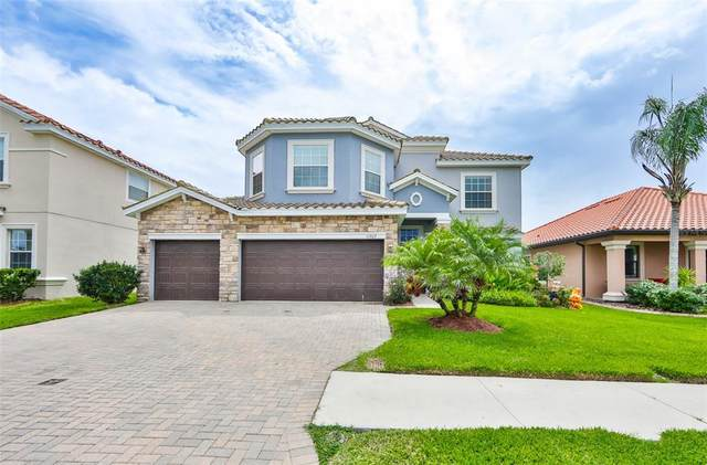 11927 Sand Myrtle Road, Riverview, FL 33579 (MLS #T3330763) :: The Nathan Bangs Group