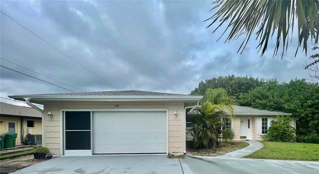 548 Kellstadt Street NW, Port Charlotte, FL 33952 (MLS #T3330764) :: Medway Realty