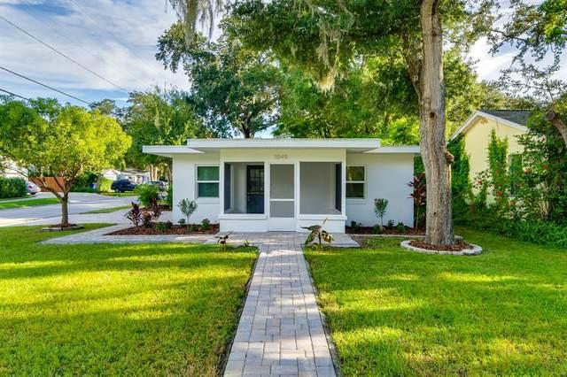 1049 Marine Street, Clearwater, FL 33755 (MLS #T3330773) :: Bridge Realty Group