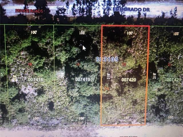209 El Dorado Drive, Indian Lake Estates, FL 33855 (MLS #T3330786) :: Team Turner