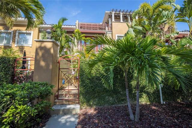 4907 Bayshore Boulevard #118, Tampa, FL 33611 (MLS #T3330788) :: The Robertson Real Estate Group