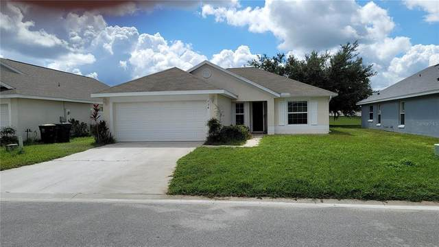 734 Woodlark Drive, Davenport, FL 33897 (MLS #T3330956) :: Bridge Realty Group