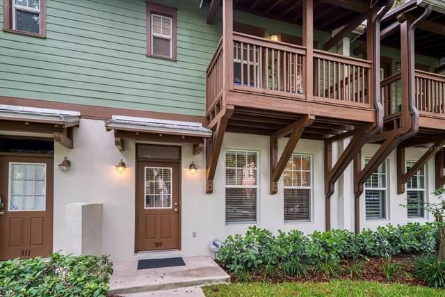 309 8TH Avenue N, St Petersburg, FL 33701 (MLS #T3330964) :: Cartwright Realty