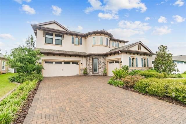 19530 Lonesome Pine Drive, Land O Lakes, FL 34638 (MLS #T3330991) :: Team Buky