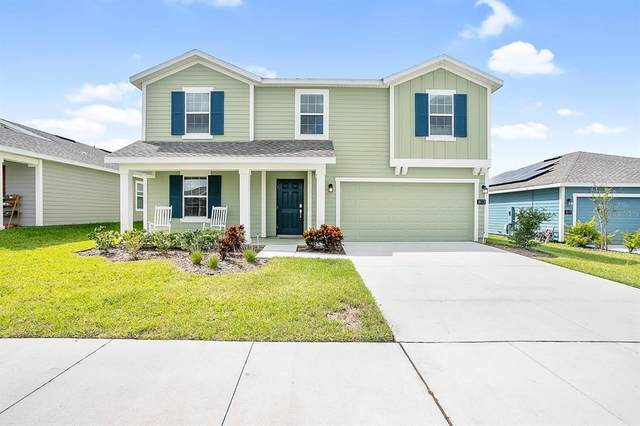 813 Gisele Court, Haines City, FL 33844 (MLS #T3331031) :: Your Florida House Team