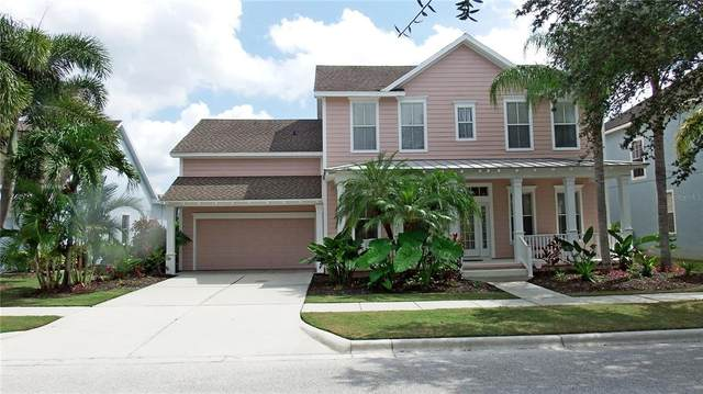 5725 Sea Trout Place, Apollo Beach, FL 33572 (MLS #T3331036) :: Cartwright Realty