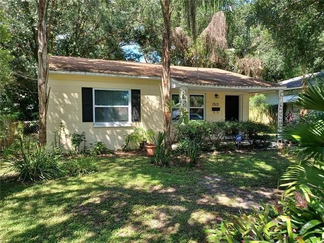 1312 E Ellicott Street, Tampa, FL 33603 (MLS #T3331108) :: Cartwright Realty