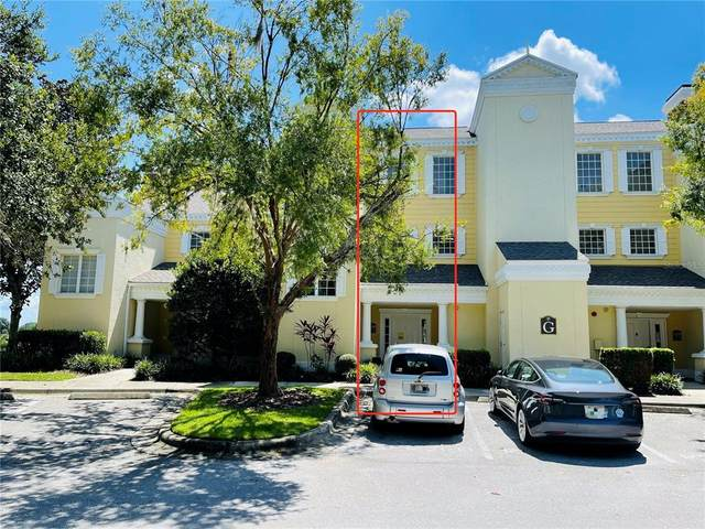 1339 Seven Eagles Court #201, Reunion, FL 34747 (MLS #T3331161) :: The Hesse Team