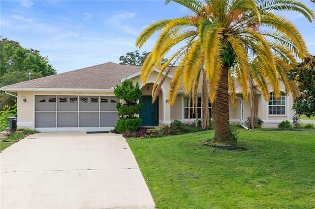 5207 Harbinger Road, Spring Hill, FL 34608 (MLS #T3331166) :: Gate Arty & the Group - Keller Williams Realty Smart