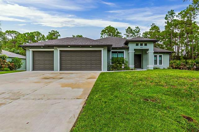4572 Coker Road, North Port, FL 34286 (MLS #T3331217) :: Gate Arty & the Group - Keller Williams Realty Smart