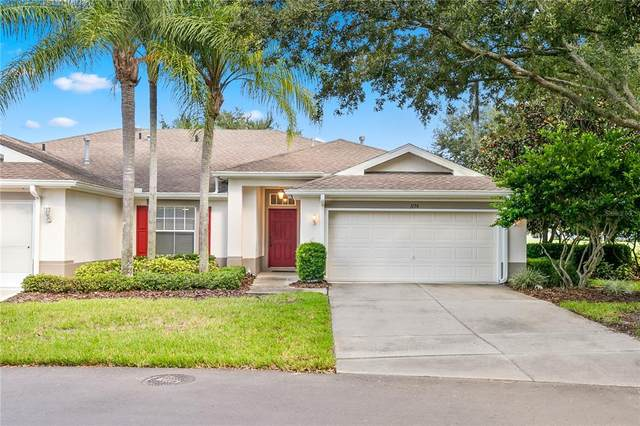 1156 Corinth Greens Drive #8, Sun City Center, FL 33573 (MLS #T3331270) :: Kelli and Audrey at RE/MAX Tropical Sands