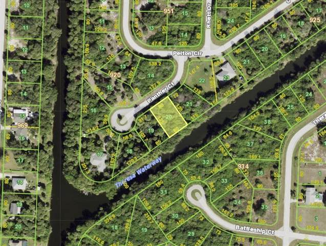 119 Panther Court, Port Charlotte, FL 33954 (MLS #T3331275) :: Bridge Realty Group