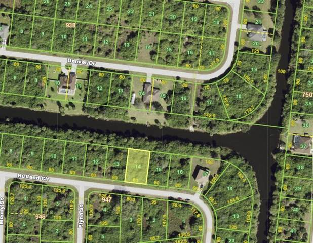 402 Rutland Circle, Port Charlotte, FL 33954 (MLS #T3331276) :: Bridge Realty Group