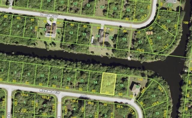 410 Rutland Circle, Port Charlotte, FL 33954 (MLS #T3331277) :: Bridge Realty Group