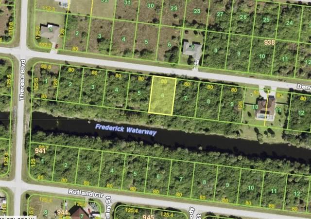 374 Denver Drive, Port Charlotte, FL 33954 (MLS #T3331279) :: Bridge Realty Group