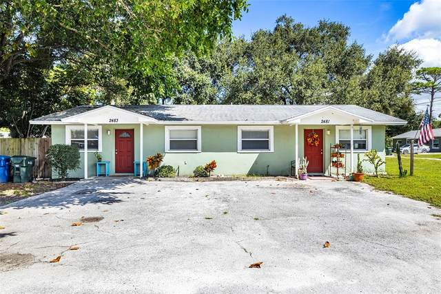 2481 Hillsdale Avenue, Largo, FL 33774 (MLS #T3331360) :: Stiver Firth International