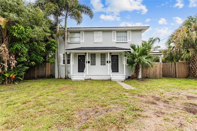 601 Swann Drive, Tampa, FL 33609 (MLS #T3331369) :: The Curlings Group