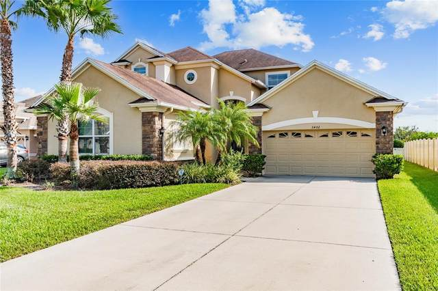 3402 Diamond Falls Circle, Land O Lakes, FL 34638 (MLS #T3331406) :: Globalwide Realty