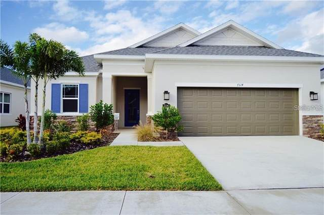7314 Hourglass Drive, Apollo Beach, FL 33572 (MLS #T3331445) :: The Curlings Group