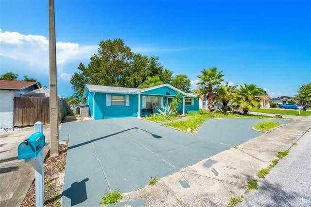 9121 Collage Lane, Port Richey, FL 34668 (MLS #T3331491) :: Team Turner