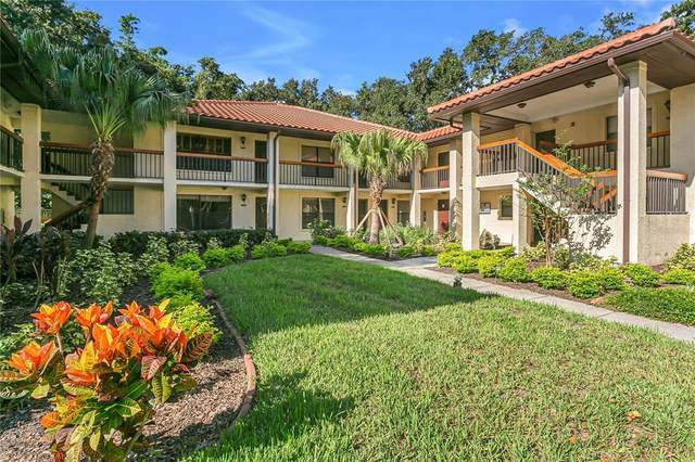 2803 Hammock Court #2803, Clearwater, FL 33761 (MLS #T3331530) :: Century 21 Professional Group
