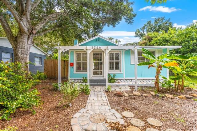 2336 Quincy Street S, St Petersburg, FL 33711 (MLS #T3331541) :: Pepine Realty