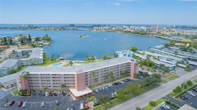1868 Shore Drive S #508, South Pasadena, FL 33707 (MLS #T3331581) :: Griffin Group