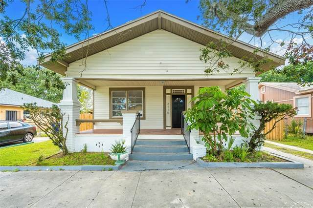 2110 W Cherry Street, Tampa, FL 33607 (MLS #T3331588) :: Gate Arty & the Group - Keller Williams Realty Smart