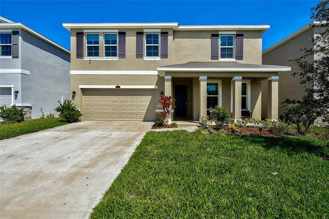 2836 Living Coral Drive, Odessa, FL 33556 (MLS #T3331678) :: Griffin Group