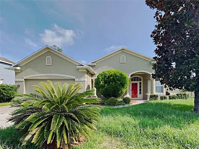 15413 Saratoga Drive, Brooksville, FL 34604 (MLS #T3331686) :: Team Bohannon
