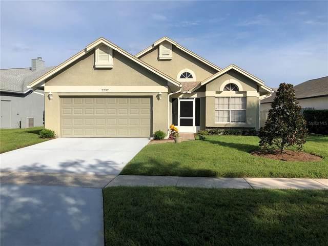 2237 Stonemill Drive, Orlando, FL 32837 (MLS #T3331703) :: Cartwright Realty