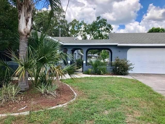 10553 Blythville Road, Spring Hill, FL 34608 (MLS #T3331812) :: Gate Arty & the Group - Keller Williams Realty Smart